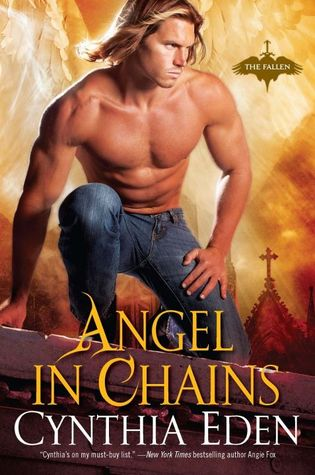 Angel in Chains cover