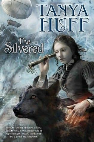 The Silvered cover image