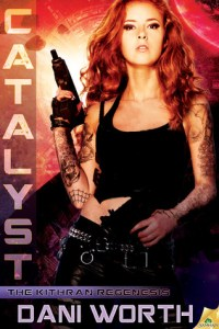 Cover for Catalyst by Dani Worth
