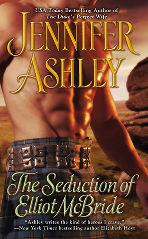 The Seduction of Elliot McBride cover image