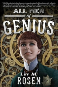 Review: All Men of Genius by Lev A.C Rosen