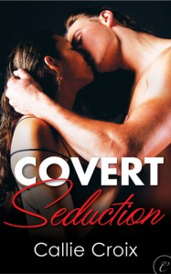 Cover for Covert Seduction by Callie Croix
