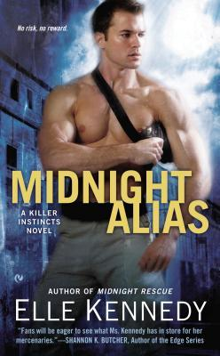 Cover for Midnight Alias by Elle Kennedy