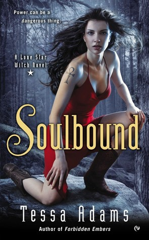 Cover for Soulbound by Tessa Adams