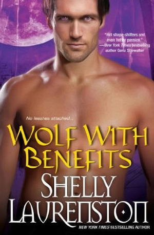 Wolf with Benefits cover image
