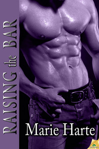 Cover for Raising the Bar by Marie Harte