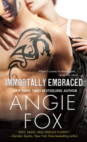 Immortally Embraced cover image