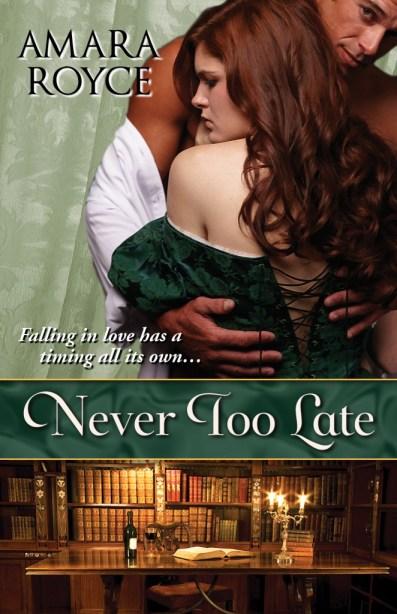 Never Too Late e book