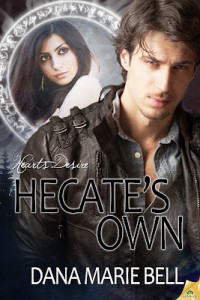 cover for Hecate's Own by Dana Marie Bell