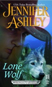 cover for Lone Wolf by Jennifer Ashley