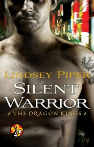 cover for Silent Warrior by Lindsey Piper