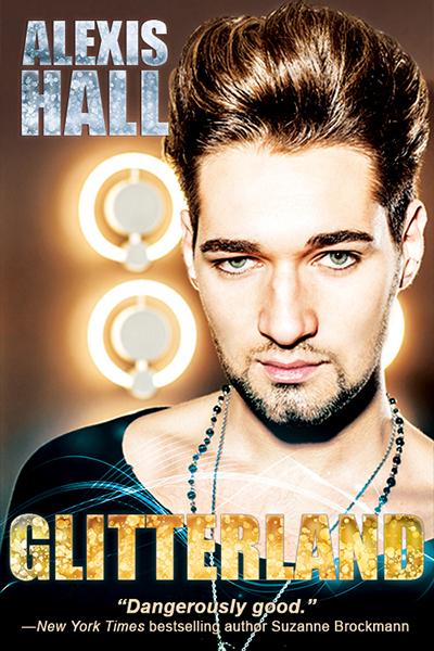 Glitterland cover imager