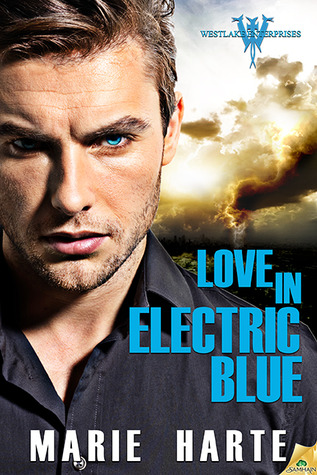 Love in Electric Blue cover image