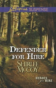 Review: Defender for Hire by Shirlee McCoy