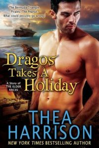 Dragos Takes a Holiday cover image