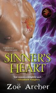 Sinner's Heart cover image