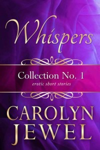 Review – Whispers #1 by Carolyn Jewel
