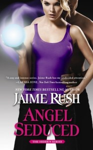 Angel Seduced cover image