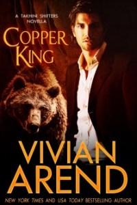 Excerpt & Giveaway with Vivian Arend
