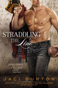 Straddling the Line cover image