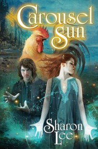 Review – Carousel Sun (Archers Beach #2) by Sharon Lee