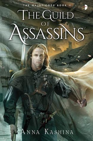 guild of assassins by anna kashina