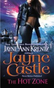 Joint Review: The Hot Zone (Harmony #11) by Jayne Castle
