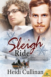 Review: Sleigh Ride by Heidi Cullinan (Minnesota Christmas #2)
