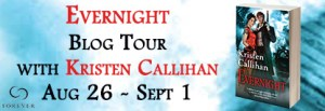 Review & Giveaway/Excerpt: Evernight by Kristen Callihan