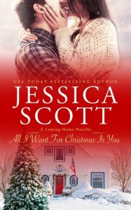 Review – All I Want for Christmas is You (Coming Home #5.5) by Jessica Scott