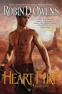 Joint Review – Heart Fire (Celta's Heartmates #13) by Robin D. Owens