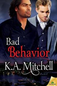 Joint Review – Bad Behavior by K.A. Mitchell
