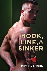 Review – Hook, Line, & Sinker by Piper Vaughn