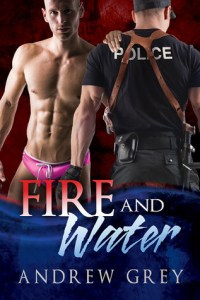 Review – Fire and Water by Andrew Grey