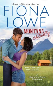 Review – Montana Actually by Fiona Lowe
