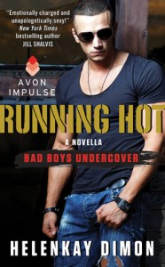 Review – Running Hot by HelenKay Dimon