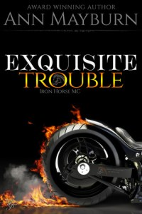 Joint Review: Exquisite Trouble (Iron Horse MC #1) by Ann Mayburn