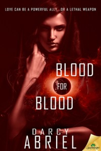 Joint Review – Blood for Blood (Zytarri #1) by Darcy Abriel
