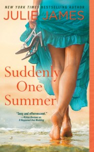 Joint Review – Suddenly One Summer by Julie James