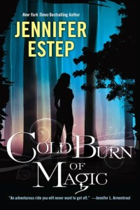 Review – Cold Burn of Magic (Black Blade #1) by Jennifer Estep
