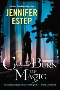 Review – Cold Burn of Magic (Black Blade #1) by Jennifer Estep
