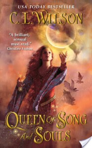 ARC Review & Giveaway: Queen of Song and Souls