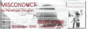 Review, Excerpt, and Giveaway: Misconduct by Penelope Douglas