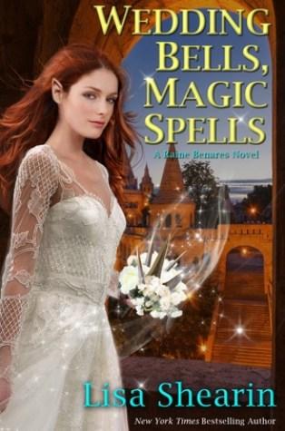 Review – Wedding Bells, Magic Spells (Raine Benares #7) by Lisa Shearin