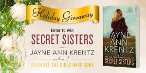 12 Days of Bookmas with Jayne Ann Krentz