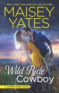Wild Ride Cowboy cover image
