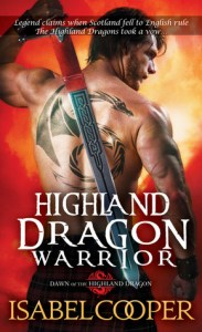 Highland Dragon Warrior cover image