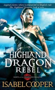 Highland Dragon Rebel cover image