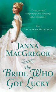 The Bride Who Got Lucky cover image