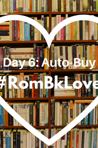 #RomBkLove Day 6: Auto-Buy who or what generates that must buy immediately feeling?